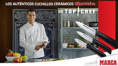 cuchillos marca top chef
